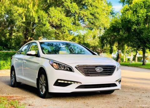 2015 Hyundai Sonata for sale at Sunshine Auto Sales in Oakland Park FL