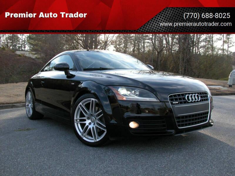 2010 Audi TT for sale at Premier Auto Trader in Alpharetta GA