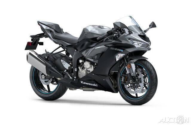 2019 Kawasaki Ninja Zx6r Abs