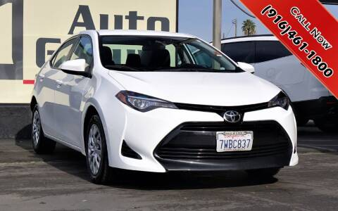 2017 Toyota Corolla for sale at H1 Auto Group in Sacramento CA