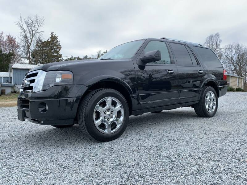2014 Ford Expedition for sale at Carolina Auto Sales in Trinity NC