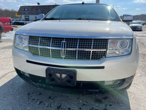 2008 Lincoln MKX for sale at Ron Motor Inc. in Wantage NJ