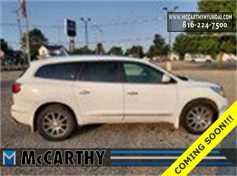 2016 Buick Enclave for sale at Mr. KC Cars - McCarthy Hyundai in Blue Springs MO