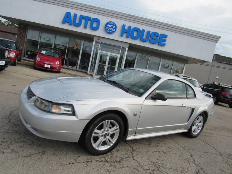 2004 Ford Mustang for sale at Auto House Motors in Downers Grove IL