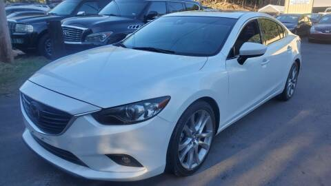 2014 Mazda MAZDA6 for sale at GA Auto IMPORTS  LLC in Buford GA