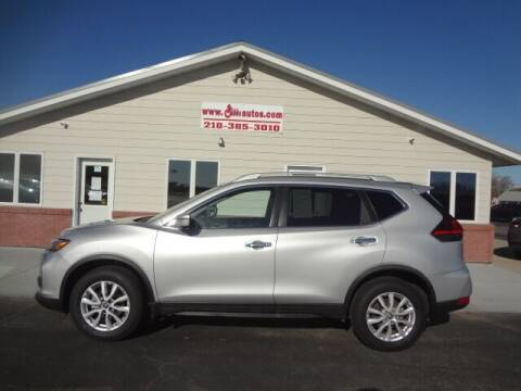 2017 Nissan Rogue for sale at GIBB'S 10 SALES LLC in New York Mills MN