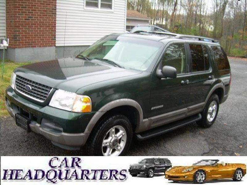 2002 Ford Explorer for sale at CAR  HEADQUARTERS in New Windsor NY