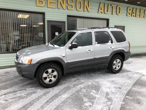 2003 Mazda Tribute for sale at Superior Auto Sales in Duncansville PA