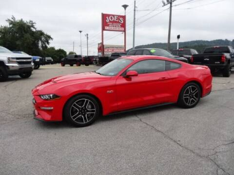 2019 Ford Mustang for sale at Joe's Preowned Autos in Moundsville WV