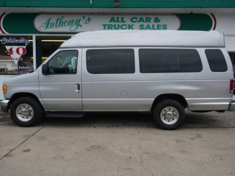 2004 Ford E-Series Wagon for sale at Anthony's All Cars & Truck Sales in Dearborn Heights MI