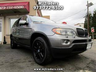 2004 BMW X5 for sale at M J Traders Ltd. in Garfield NJ
