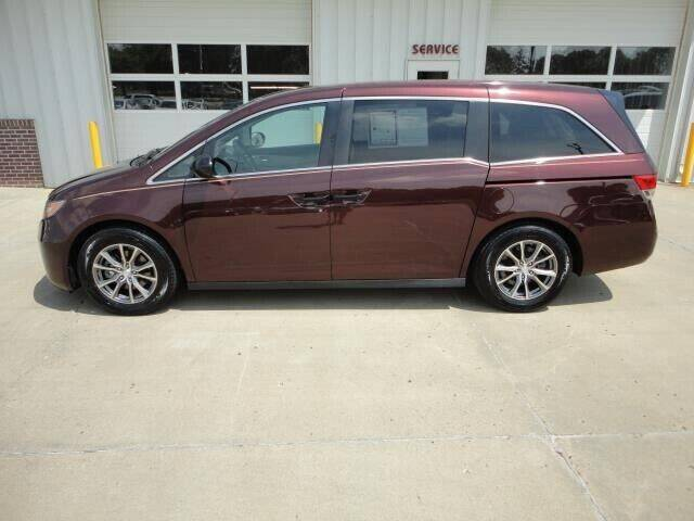 2014 Honda Odyssey for sale at Quality Motors Inc in Vermillion SD