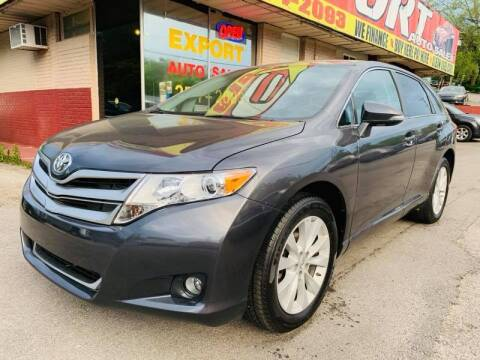2015 Toyota Venza for sale at EXPORT AUTO SALES, INC. in Nashville TN