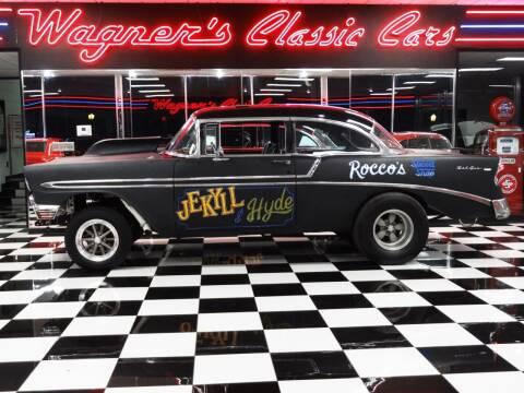1956 Chevrolet GASSER for sale at Wagner's Classic Cars in Bonner Springs KS
