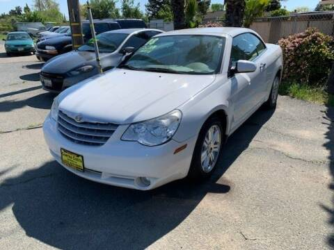 2008 Chrysler Sebring for sale at Contra Costa Auto Sales in Oakley CA