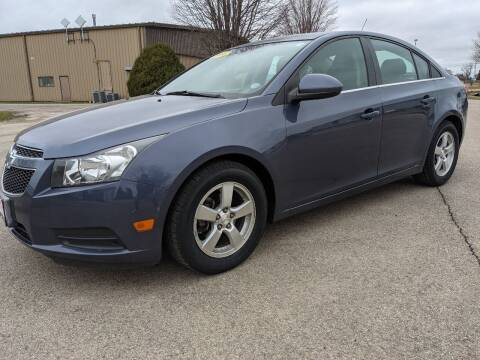 2014 Chevrolet Cruze for sale at McClain Auto Mall in Rochelle IL