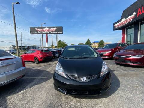 2013 Honda Fit for sale at Washington Auto Group in Waukegan IL
