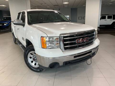 2013 GMC Sierra 1500 for sale at Auto Mall of Springfield in Springfield IL