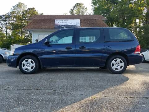 2005 Ford Freestar for sale at St. Tammany Auto Brokers in Slidell LA