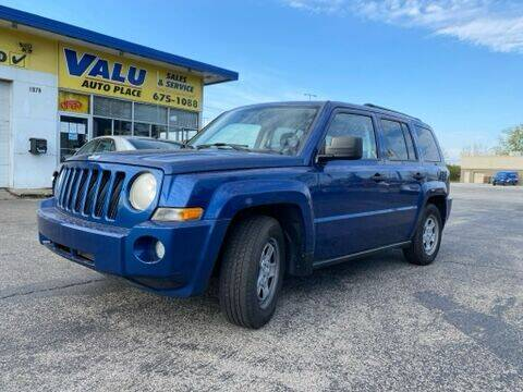 2009 Jeep Patriot for sale at Valu Auto Center in West Seneca NY