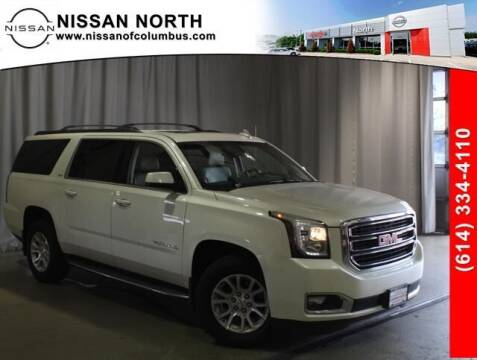 2015 GMC Yukon XL for sale at Auto Center of Columbus in Columbus OH