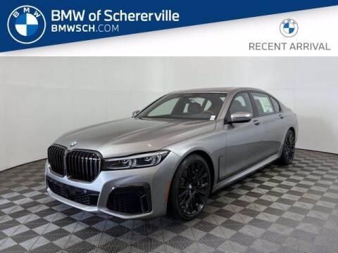 2022 BMW 7 Series for sale at BMW of Schererville in Schererville IN