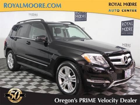 2015 Mercedes-Benz GLK for sale at Royal Moore Custom Finance in Hillsboro OR