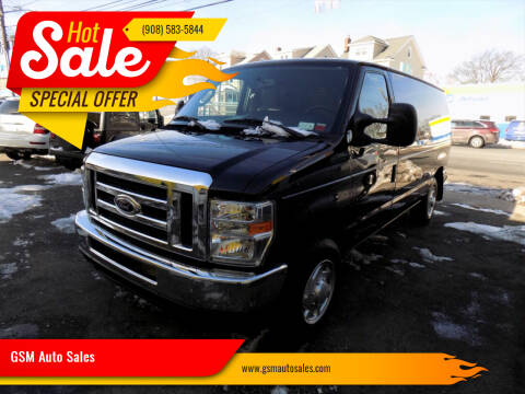 2014 Ford E-Series Cargo for sale at GSM Auto Sales in Linden NJ