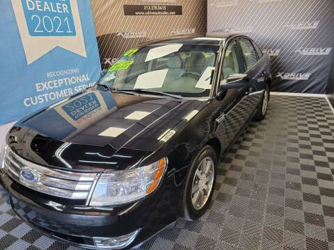 2008 Ford Taurus for sale at X Drive Auto Sales Inc. in Dearborn Heights MI