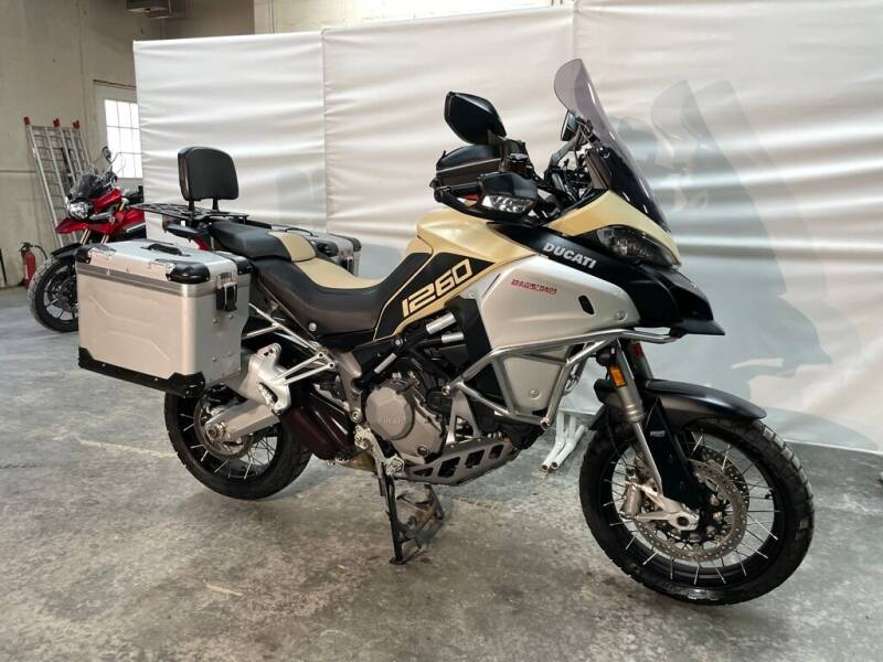 2019 Ducati Multistrada 1260 Enduro for sale at Kent Road Motorsports in Cornwall Bridge CT