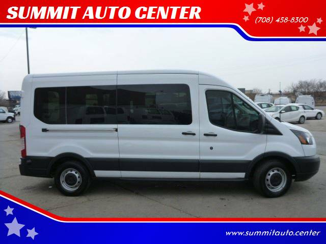 2015 Ford Transit Passenger for sale in Summit, IL