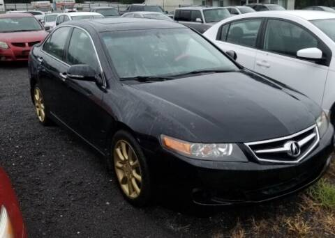2007 Acura TSX for sale at Popular Imports Auto Sales in Gainesville FL