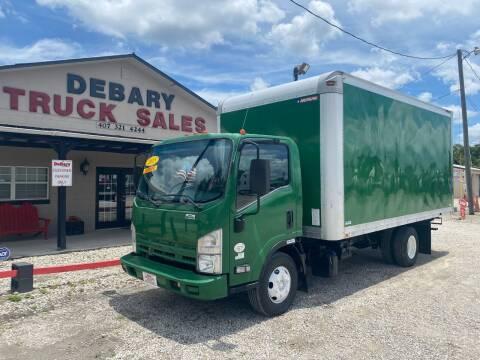 2015 Isuzu NPR for sale at DEBARY TRUCK SALES in Sanford FL