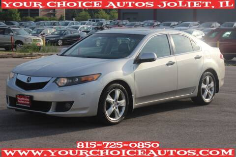 2010 Acura TSX for sale at Your Choice Autos - Joliet in Joliet IL