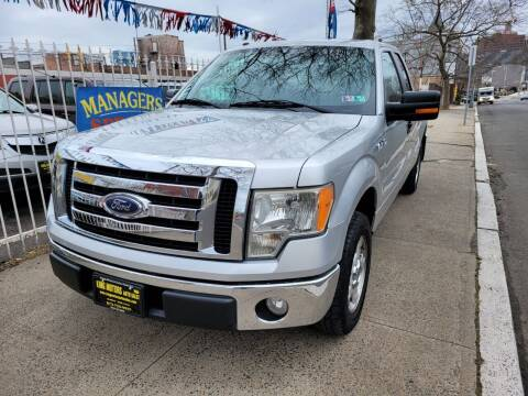 2010 Ford F-150 for sale at KING MOTORS AUTO SALES, INC in Newark NJ