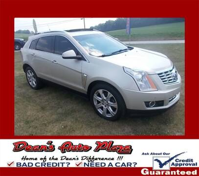 2013 Cadillac SRX for sale at Dean's Auto Plaza in Hanover PA