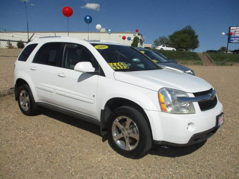 2008 Chevrolet Equinox for sale at Advantage Auto Brokers Inc in Greeley CO