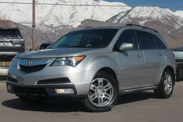 2010 Acura MDX for sale at REVOLUTIONARY AUTO in Lindon UT