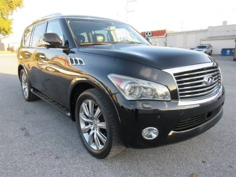 2011 Infiniti QX56 for sale at Cam Automotive LLC in Lancaster PA