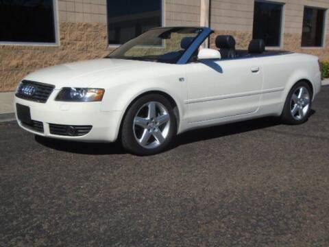 2003 Audi A4 for sale at COPPER STATE MOTORSPORTS in Phoenix AZ
