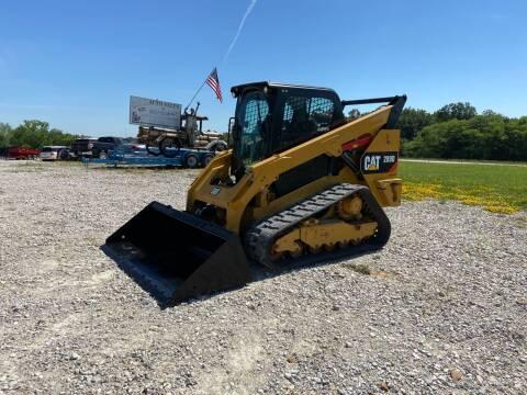2018 Caterpillar 289D Track Machine Skid Steer