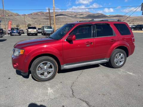 2012 Ford Escape for sale at Super Sport Motors LLC in Carson City NV