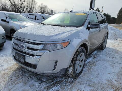 2013 Ford Edge for sale at Hwy 13 Motors in Wisconsin Dells WI