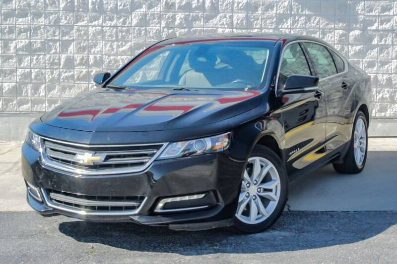 2019 Chevrolet Impala for sale at Cannon Auto Sales in Newberry SC