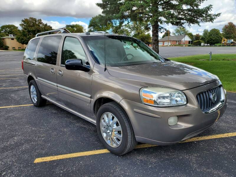 2006 Buick Terraza for sale at Tremont Car Connection in Tremont IL