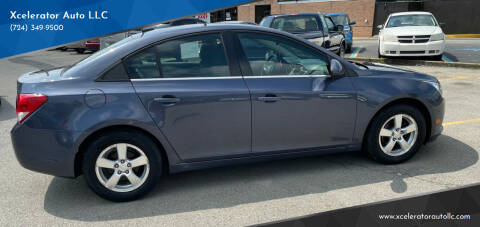 2014 Chevrolet Cruze for sale at Xcelerator Auto LLC in Indiana PA