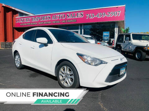 2016 Scion iA for sale at LUXURY IMPORTS AUTO SALES INC in North Branch MN