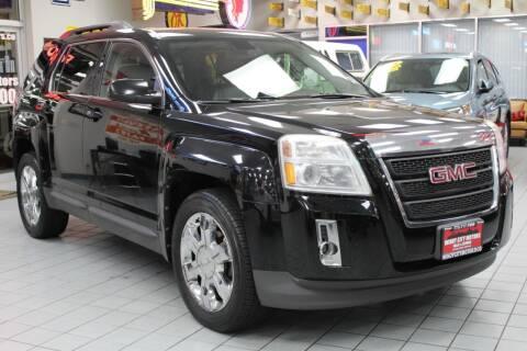 2010 GMC Terrain for sale at Windy City Motors in Chicago IL