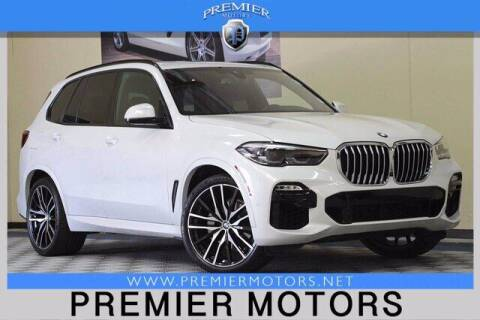 2019 BMW X5 for sale at Premier Motors in Hayward CA