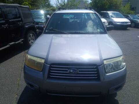 2008 Subaru Forester for sale at Wilson Investments LLC in Ewing NJ
